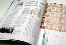 Prensa / Articulos publicados sobre nuestra empresa o productos. Industrias Oriol: Eurostil · Pollié · Tassel Cosmetics