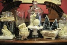 Snowbaby displays