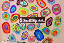 ART- dot art / by JoAnne North