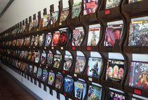 Comic Book Shop Ideas