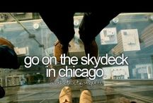 Bucketlist / I need to do these things before I die.