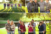 Large Group Family Photography