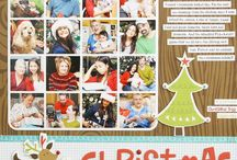 A.scrapbook.christmas / by Patti VanTassel