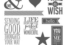 Perfect Pennants (Jan 5, 2015) / Stampin' Up! Perfect Pennants stamp set, blog hop project shares. For additional information, click the image to be directed to the Demonstrator's post.