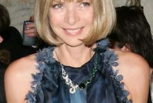 Anna Wintour / by Mademoiselle Mabelle