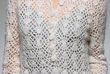 maglia traforata crochet