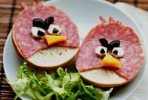Kids - Food & Party / by Aygen Ekinci
