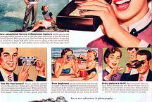 Vintage ads / Vintage advertisements  / by Adi Dick