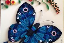 Craft: Quilling / by Aeryn Kelly