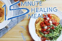Dinner under 30 mins