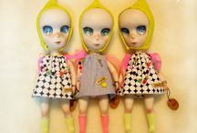bisque doll / doll maker