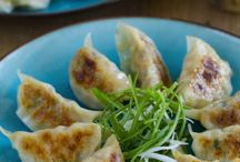 Comida japonesa y china