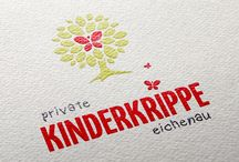 KINDERKRIPPE EICHENAU | Logo Design, Webdesign by Big Pen