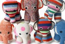 crochet projects / by Barbara Schneider