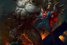 DC Cómics Art