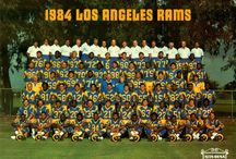 Los Angeles Rams / Newest addition to the NFL- the Los Angeles Rams