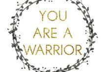 Warrior Words