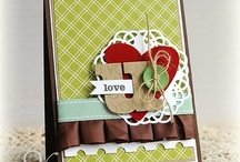 Cards & Papercrafts / by Angi Holt