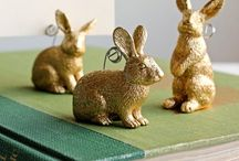 DIY - Springing into Easter / Bunnies, Easter eggs, and springtime / by Melissa Haren