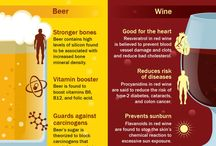 Food and Drink Infographics
