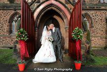 St Nicholas' Church & Larkins - Wedding - 17th December 2016 / Wedding at St Nicholas' Church and Larkins, St Helens on the 17th December 2016 - Sam Rigby Photography (www.samrigbyphotography.co.uk)