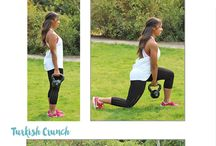 Workout idea's