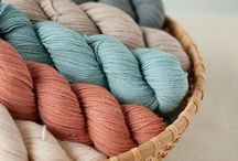 Colour Palettes for Wool Dyeing / My love of hand dying, spinning & knitting