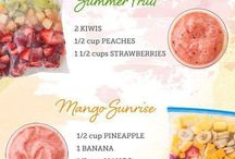 Juice and smoothies