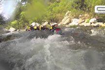 Adrenalina y Emoción / Descenso de Cañón (canyoning) / Barranquismo, escalada, espeleología, rutas en 4x4, rutas en quads, senderismo. Experiencias intensas que generan recuerdos imborrables.