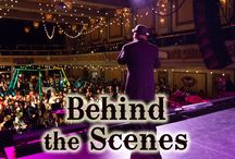 Behind the Scenes 2014 / I look behind the curtain that is the Edwardian Ball