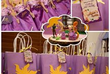 Rapunzel / Tangled Birthday Party
