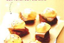 Le Foie Gras / Des recettes, de belles photos,...