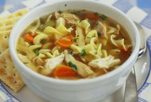 Lunch: Soups