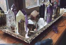 Stones on Tray