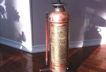 Extinguisher design ideas