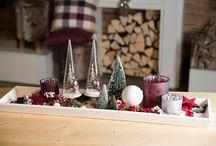 Weihnachtstabletts