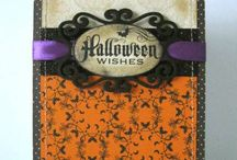 Halloween and Fall cards