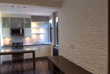 Interior Transformations / Interior painting and decorating projects completed by Sherwood Painting.