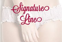 Signature Line Subscription / We launched Panty by Post with these incredible brands. Get a signature panty from $22 a month. Shop our subscriptions at www.pantybypost.com.