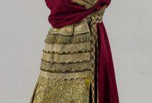 Русский и славянский костюм