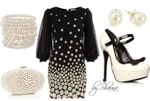 Tres Chic / These are the outfits that I think are pretty, sophisticated, and elegant.  / by Svet Lana