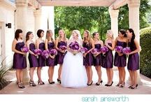 purple and...wedding / by Julie Vogl