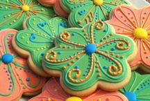 Decorated sugar cookies / Sugar cookies decoration ideas for many occasions.