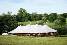 At Home Weddings / backyard weddings, at home weddings, tented weddings - real weddings and advice