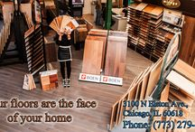 AB Hardwood Flooring and Supplies  / Our store