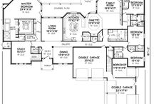 House plans / by Doreen Llerena