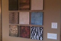 wall decorations / by Kara (IT WORKS & JIC)