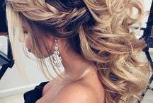 Make up, Dresses, Hair / make up, hair, dresses, nails