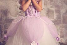 vestidos de disney