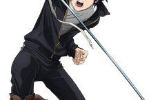 anime ( noragami )